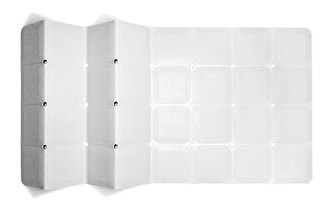 Amazon Com Sultan S Linens Foldable Non Slip Rubber Bath