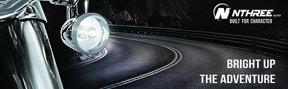 bullet front turn signal lights 1157 1157NA switchback bulb smoke lens cover for haley davidson