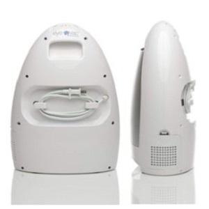 Sleek Design  EyeVac Home – Touchless Stationary Vacuum, Dual High Efficiency Filtration, Corded, Bagless, Automatic Sensors, 1000 Watt – White 148c2ecb 4d55 470d 9188 2f7e4f25cbf8