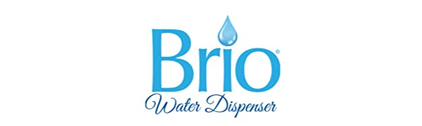 Brio Water dispensers