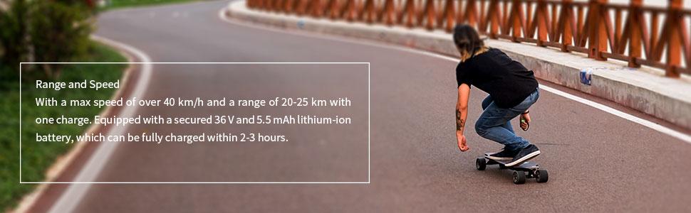 Amazon.com: Koowheel - Monopatín eléctrico D3M de segunda ...
