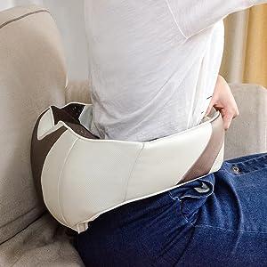 shoulder masssger for back