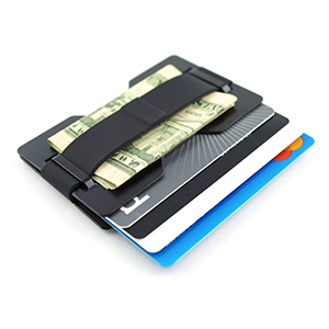 Cash and Card Holder Money Clip