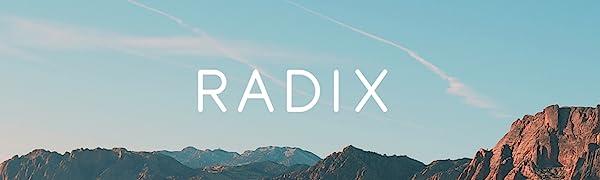 Radix Products Minimalist Accessories Company