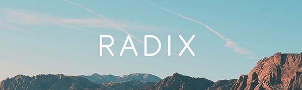 Radix Lifestyle Minimal Products