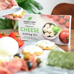 Beginners Cheese