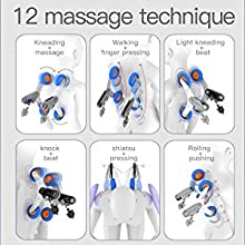 robots rollers massage ways