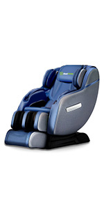 Amazon.com: Real Relax Massage Chair, Full Body Zero Gravity ...