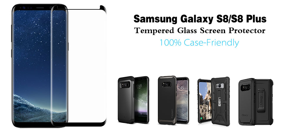 samsung galaxy s8 screen case