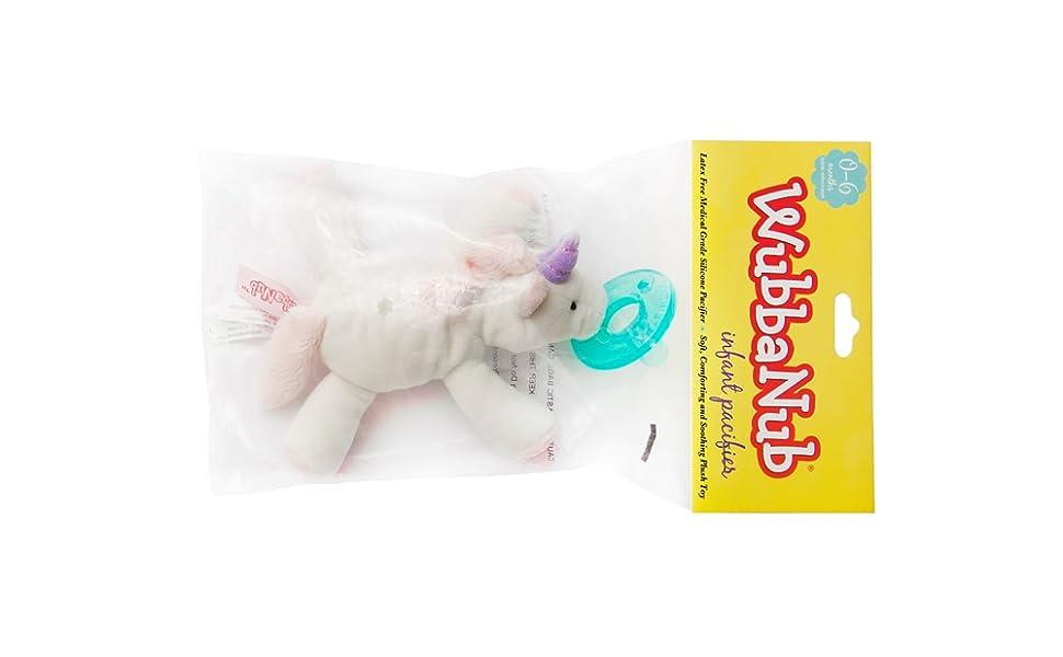 Amazon.com: WubbaNub - Chupete para bebé, diseño de ...