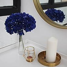 artificial hydrangea flowers for wedding