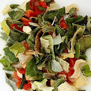 Knowledge of Dehydrated Vegetable