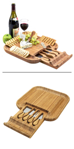 CB919 Bamboo Cheese Board