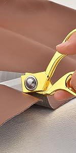 """8"""" Heavy Duty Gold Scissors"""