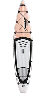 THURSO SURF Expedition touring stand up paddle board