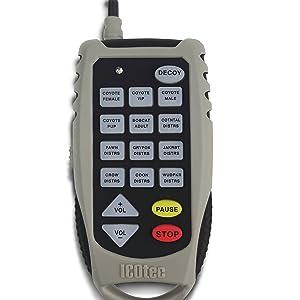 ICOtec GEN2 GC300 Remote Control