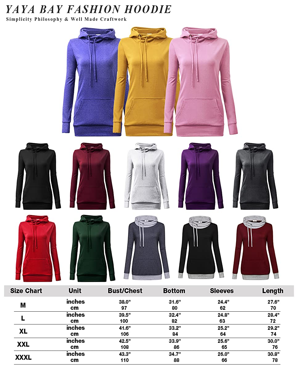 52ad1f9f This Hoodie for Women Not Only against the chilly wind, but looks Stylish.