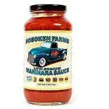 Low Sodium Marinara Sauce