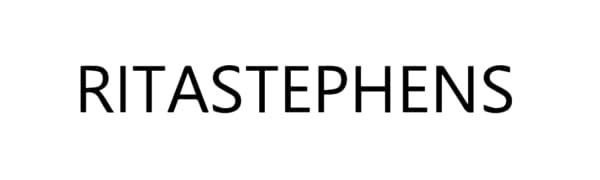 Ritastephens company registered brand name logo