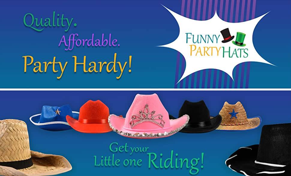 6ed9b0d2127 These child-sized hats are dress up and role play fun. Affordable for  Halloween or year round occasions