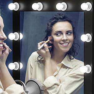 Big Makeup Mirror