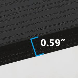 thick board