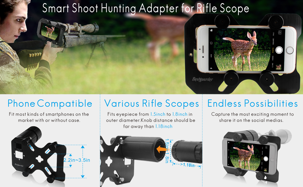 Amazon Com Cvlife Optics Hunting Rifle Scope 10x40e