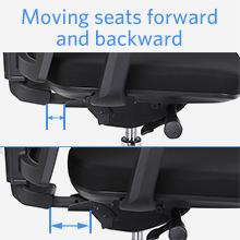 Seat Depth Adjustable