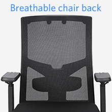 Breathable Chair Back
