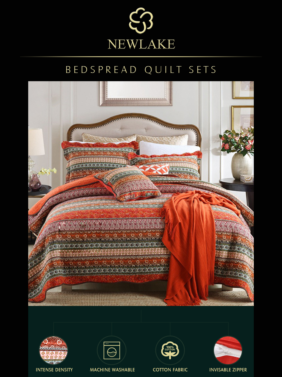 Lightweight Quilt Sets