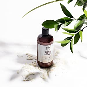 Coconut Milk & Sandalwood 3PC Body Wash Set - Bed & Bath