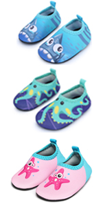 Unisex Girls Boys Outdoor Creek Beach Water Shoes 1188C Youth 11 12 13 1 2 3 4
