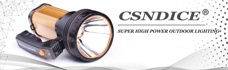 CSNDICE is professional to do high-quality LED lights. Choosing CSNDICEis to buy the sight.