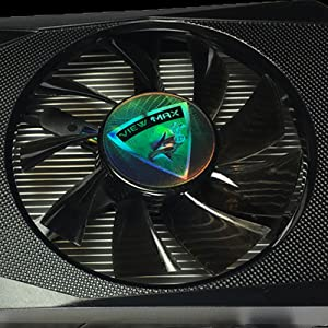 Integrated Cooling Fan