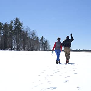 Outdoor Walking Ice Shoes Made in the USA That go over your Shoes/Boots
