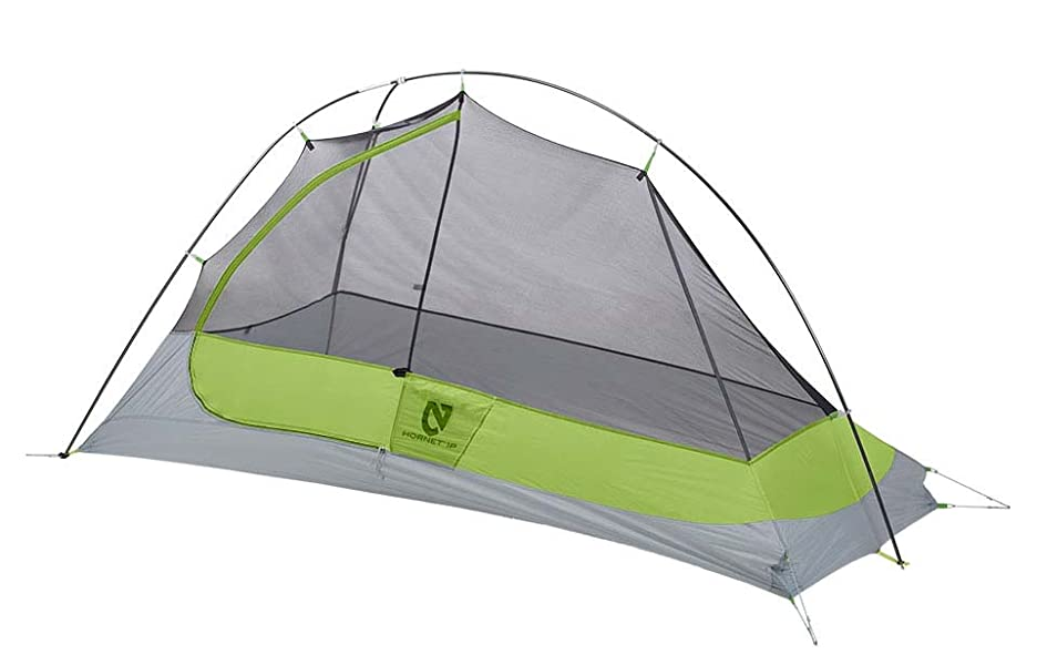 Hornet UltraLight Backpacking Tent  sc 1 st  Amazon.com & Amazon.com : Nemo Hornet Ultralight Backpacking Tent : Sports ...