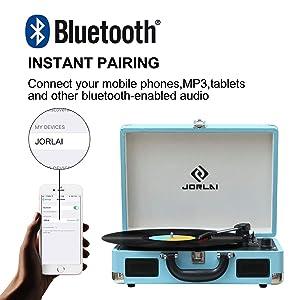 Amazon.com: JORLAI JORLAI JORLAI - Reproductor de audio y ...