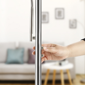 Torchiere LED Floor Lamp Touch Control Switches Full Range Stepless Dimming Memory Function