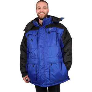 Freeze Defense Warm Men's 3in1 Winter Jacket Coat Parka