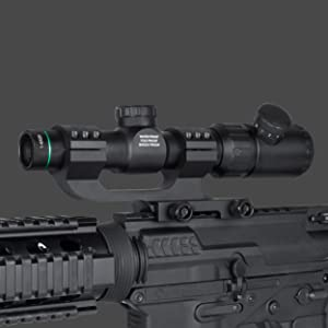 MONSTRUM TACTICAL SCOPE MOUNT ZR254