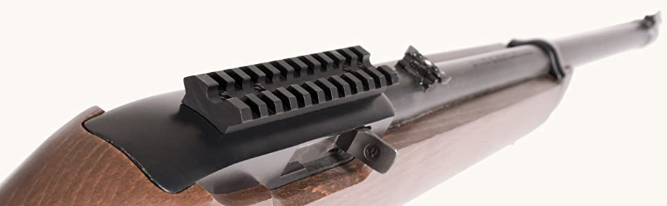 Amazoncom Ruger 1022 Picatinny Rail Mount For Scopes And Optics