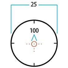 MONSTRUM TACTICAL RETICLE C CUSTOM DESIGNED