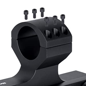 MONSTRUM TACTICAL SCOPE MOUNT 1 IN 6 BOLTS