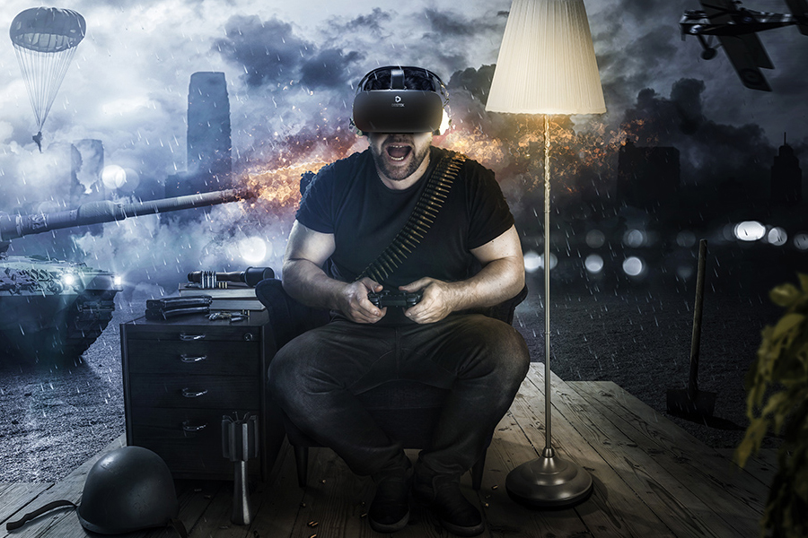 43f94f6d9b06 Imagine and Make it Possible with the DESTEK V4 VR Headset