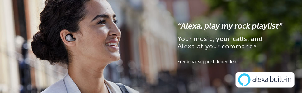 Alexa Built-in