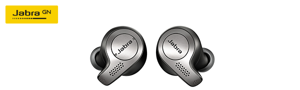 Jabra Elite 65t True Wireless Earbuds for calls and music