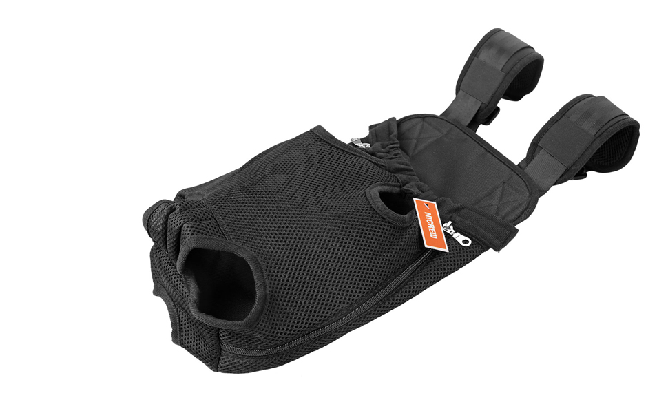 nicrew dog front carrier
