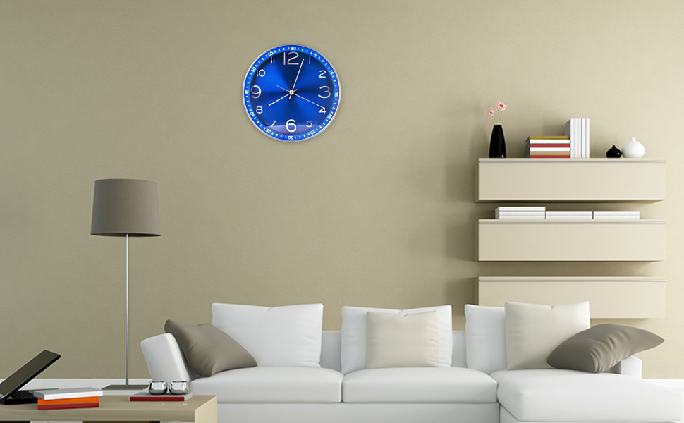 As A Wall Clock Its Very Practical And Accurate