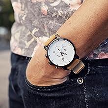 mvmt watch mens watch chrono watch