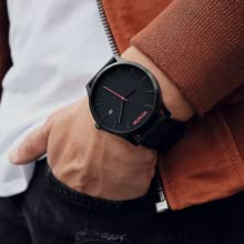 mvmt watch mens watch minimalist watch